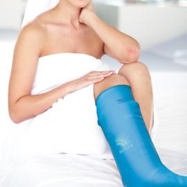 Zwemhoes & douchehoes BLOCCS volwassen onderbeen