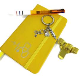 Schrijf & Blijf Set voor zorgprofessionals - GEEL