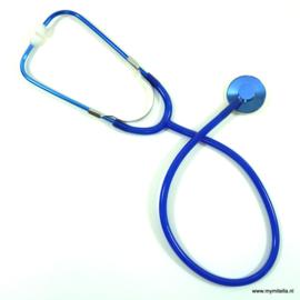 Stethoscoop basic blauw