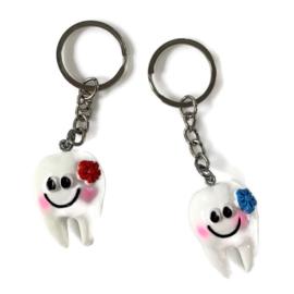Sleutelhanger  Happy - Tooth