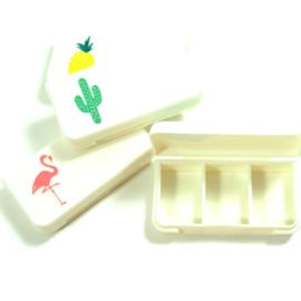 Pillendoosje klein & Trendy cactus