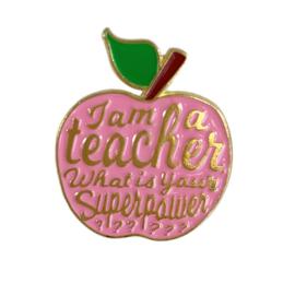 Speld Teacher - Superpower - Roze