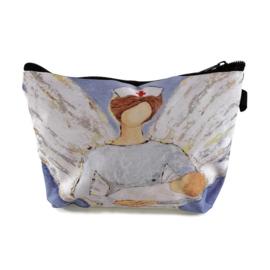 Verpleegkundige-tasje ANGEL voor tools & cosmetica