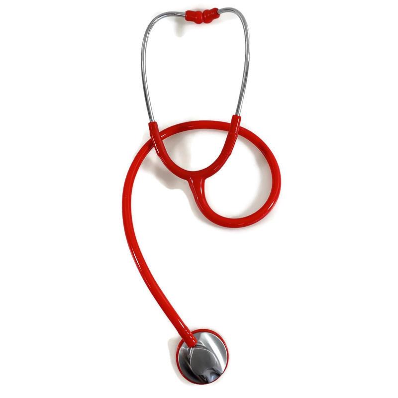 Elegante Stethoscoop - Rood hart