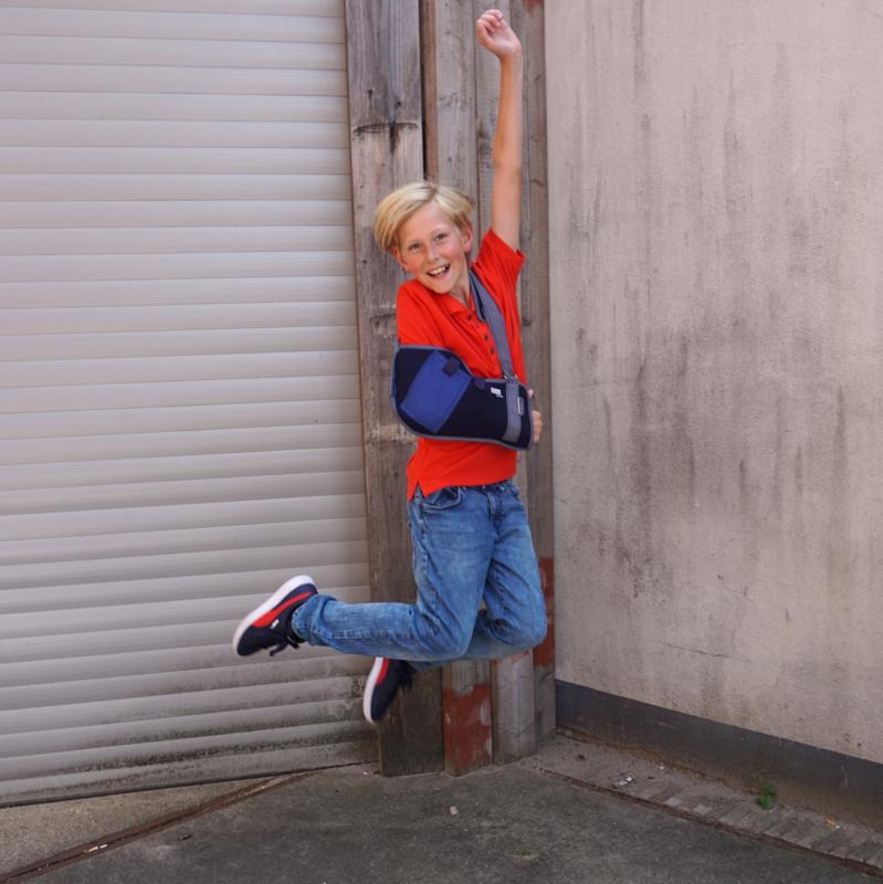 Arm sling- kind - jeans pocket