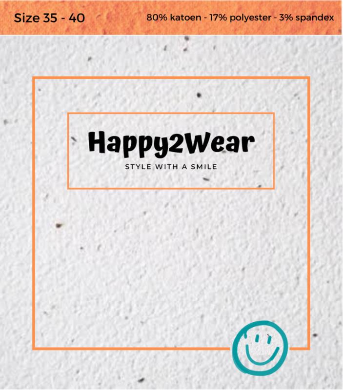 Happy2Wear - Unieke labels van groeipapier