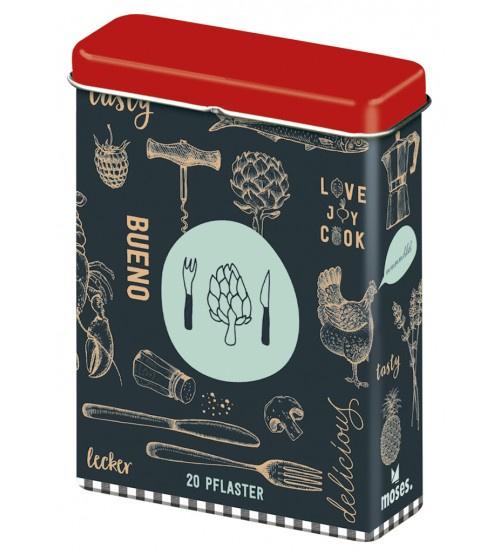 Love 2 Cook Pleisters voor keukenprins(essen)