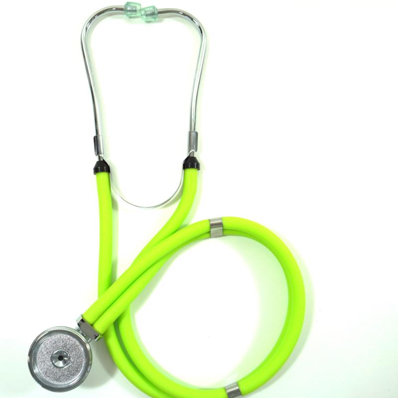 Stethoscoop DUO Appel groen