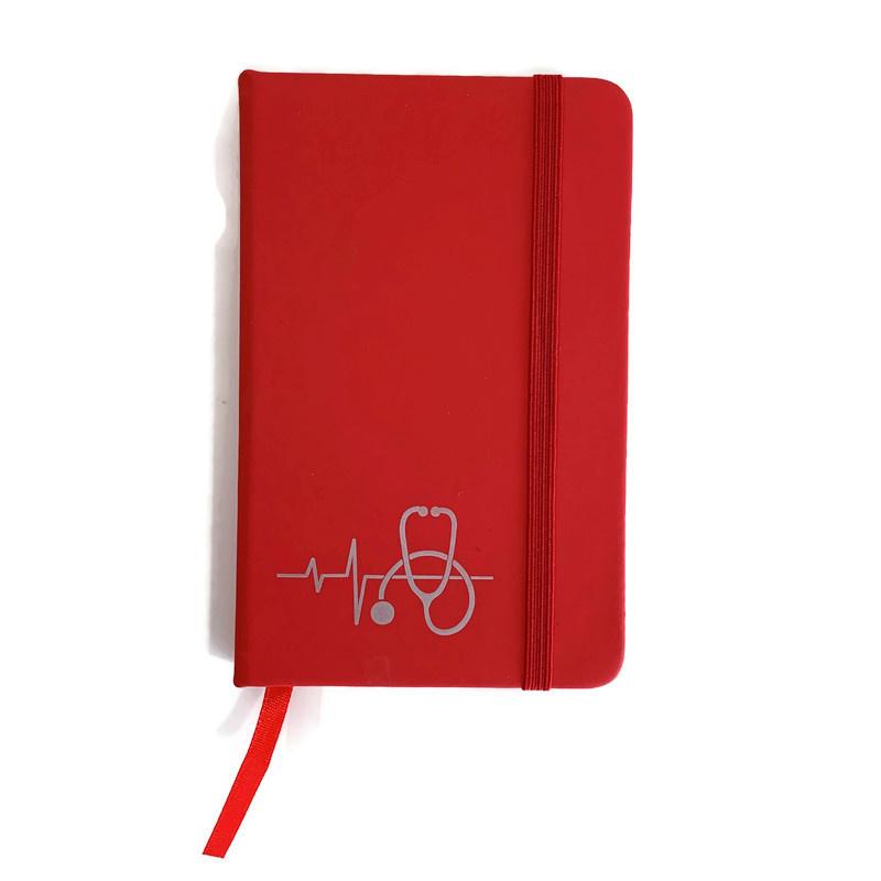 Memoboekje - notitieboekje verpleegkundige / verzorgende