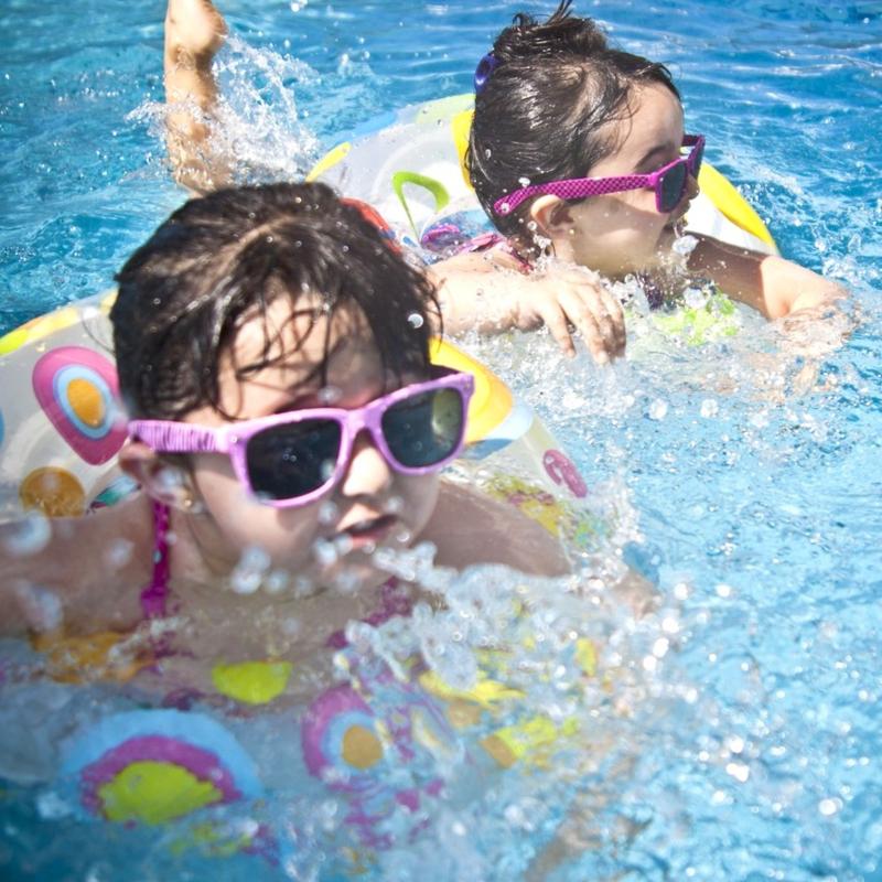 Waterpret & zwemmen met gips of verband
