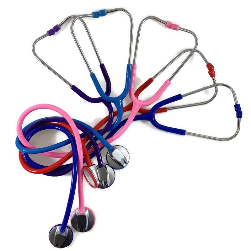 Classic Stethoscoop - Single Head - Paars