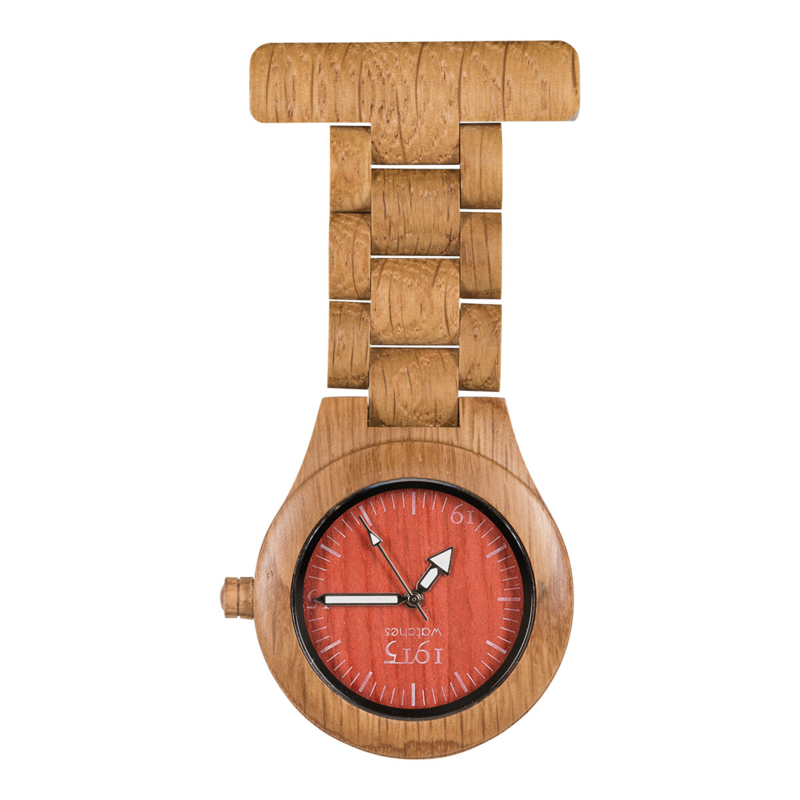 1915 watch model T Oak Red