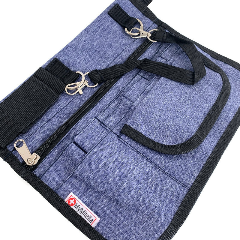 Heuptasje zorg LARGE - Jeans Blauw