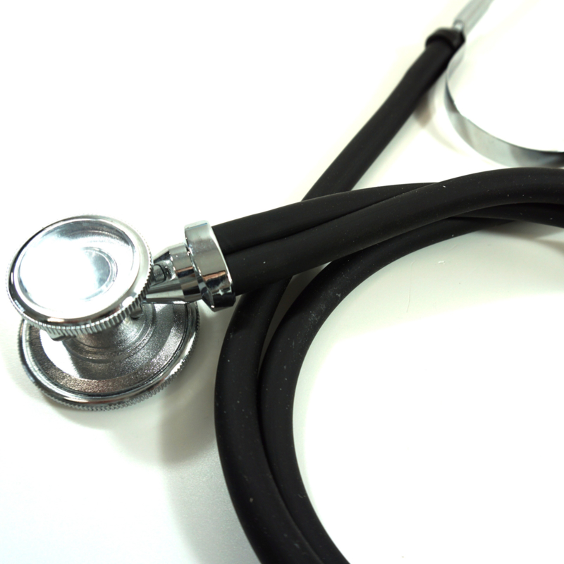 Stethoscoop DUO Zwart