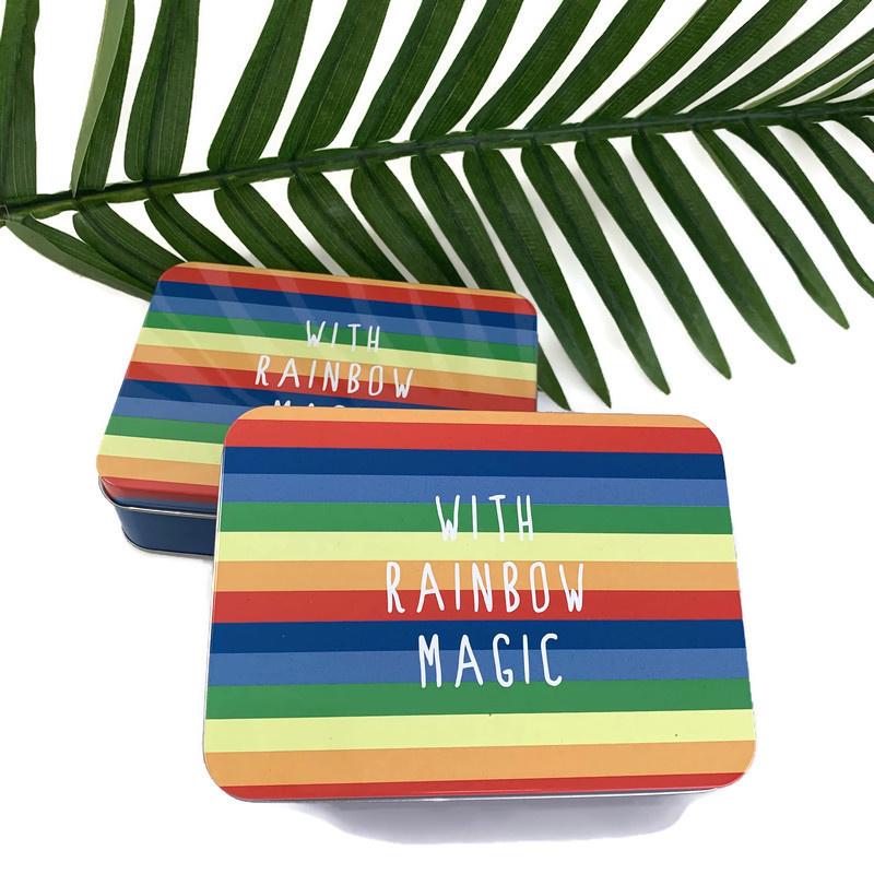 Blik EHBO kit Rainbow Magic