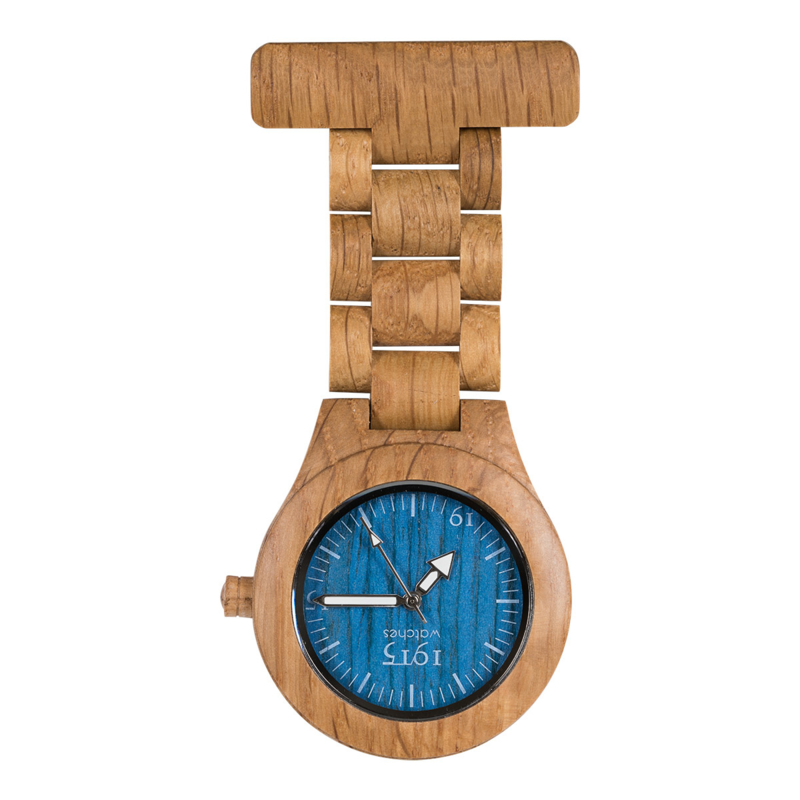 1915 watch model T Oak Blue