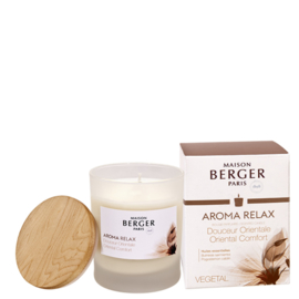 Kaars Aroma Relax Douceur Orientale