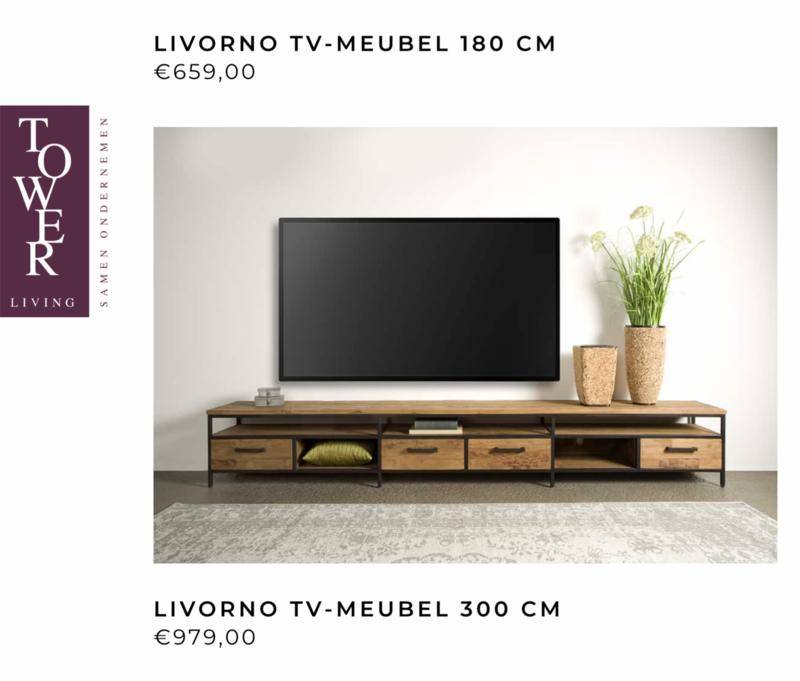 Tv-meubel Livorno
