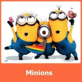 Themakist Minions vanaf