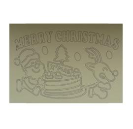 Traktatiepakket klein kerst 4