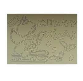 Traktatiepakket klein kerst 2