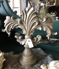 Ornament Blad Baroque 30(b) x 34(h)cm