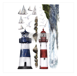 Decor Transfer Lighthouse
