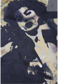 Retro Black & White - Mint by Michelle decoupage -A3