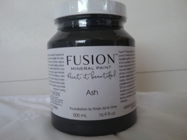 Fusion Mineral Paint Ash (donkergrijs)