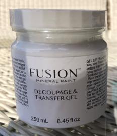 Fusion Decoupage & Tansfer Gel 250 ml