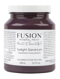 Fusion Mineral Paint Twilight Geranium