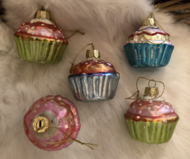 Cupcake Glas 7(b)cm*