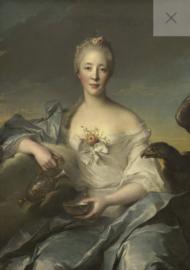 Madame Le Fevre - Mint by Michelle Decoupage papier-A3