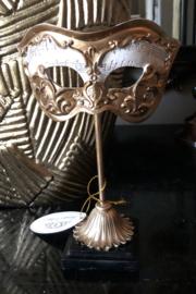 Muziek Masker op voet 20(h)cm