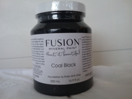 Fusion Mineral Paint Coal Black (zwart)