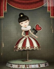 Fairy Queen - Mint by Michelle Decoupage papier-A3