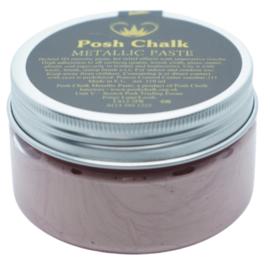 Posh Chalk Metallic Paste - Rose Gold 110ml