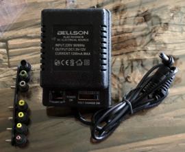 Transformator (voor 20 lampjes van 12 volt)