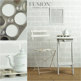Fusion Mineral Paint Lamp White (echt wit)