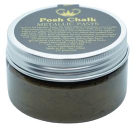 Posh Chalk Metallic Paste - Brown Van Dyke 110ml