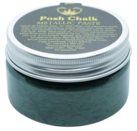 Posh Chalk Metallic Paste - Dark Green 110ml