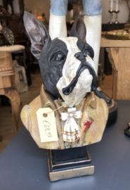 Hond Buste 26 (h) cm