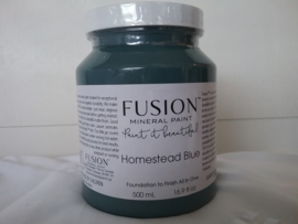 Fusion Mineral Paint Homestead Blue