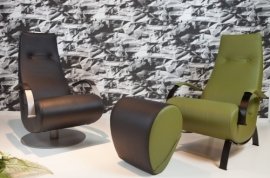 Skalma  Deense Design  Relaxfauteuil