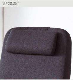 Farstrup  Deense ergonomische comfort fauteuil  - Applaus - met verstelbare rug, Speciale actie