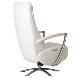 Relaxfauteuil Abcoude,  draaifauteuil moderne vormgeving  met 2 motors - Nederlands Design, perfect zitcomfort