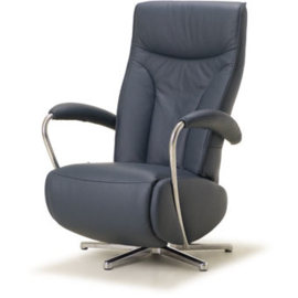 Magic 4 Relaxfauteuil met metalen armleggers - Soest