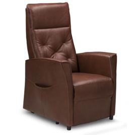 Sta op fauteuil uit de Excellent collectie-  model Culemborg, snel leverbaar uit voorraad met introductie korting