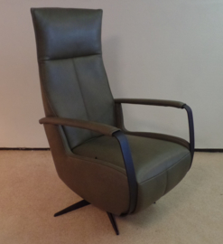 The new Fabulous Five, draaifauteuil met handmatige bediening - direct leverbaar
