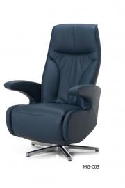 Magic 4 - Sta op stoel, Leusden, Stel zelf uw stoel samen, kies uit 4 verschillende armleggers en rugvormen.